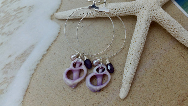 Kapu Poni Earrings