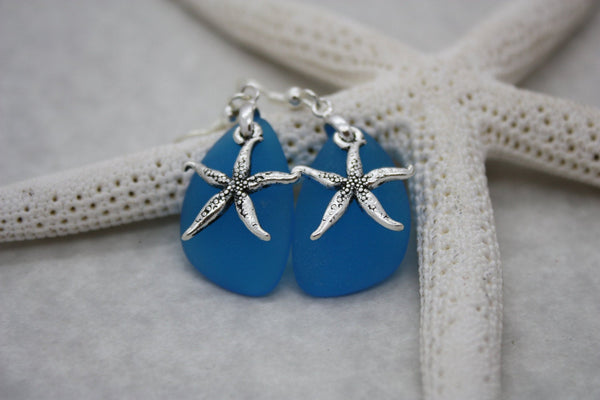 Poulila Earrings • Pacific Blue