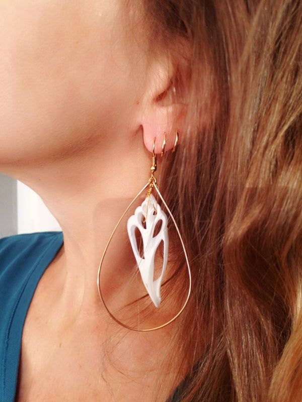 Kapa Kai Earrings • Chula Shell