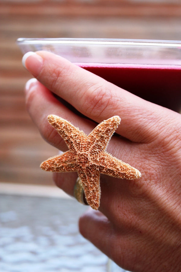 Sugar Starfish Ring