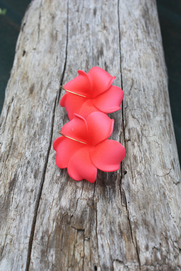 Kalei Earrings • Hot Pink