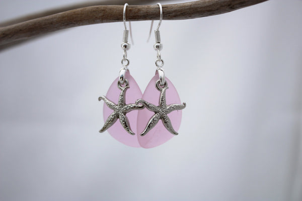 Poulila Earrings • Pink