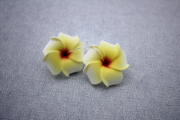 Kalei Earrings • Sunshine Yellow