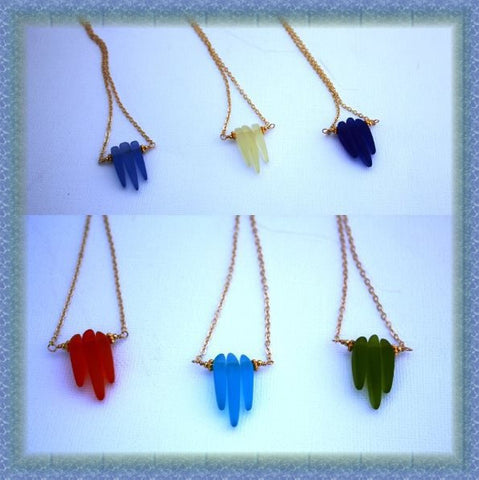 Nokauakau Necklace • Various Colors