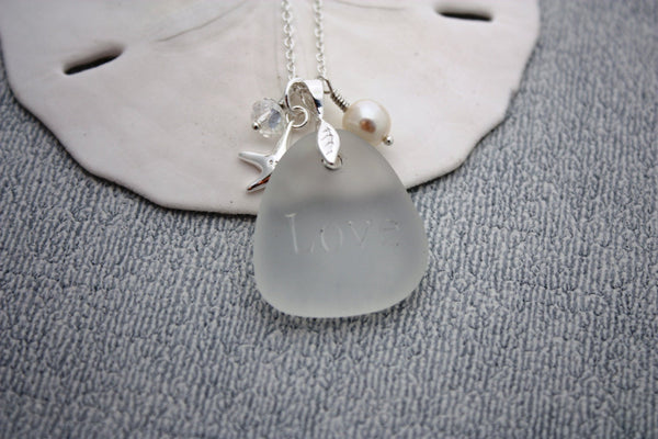 Leialoha Necklace • Frost