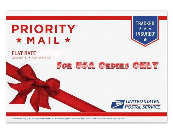 USA ONLY Priority Mail Shipping Upgrade