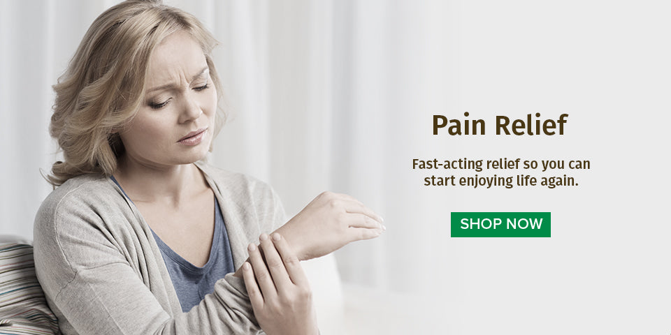 Pain Relief Shop All Products