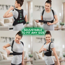 Load image into Gallery viewer, Hempvana Arrow Posture Special Offer in use adjustable to fit any size