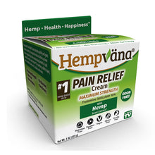 Load image into Gallery viewer, Hempvana Pain Relief Cream