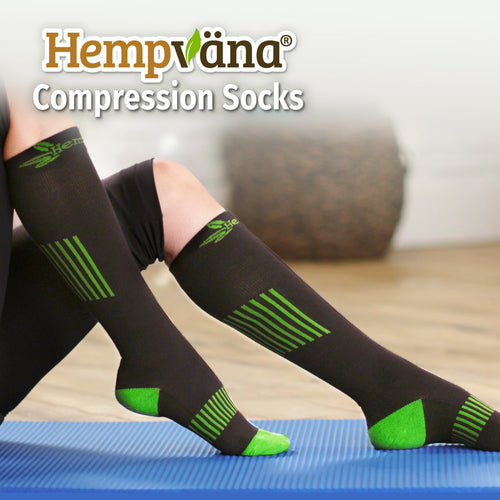 Hempvana® Compression Socks