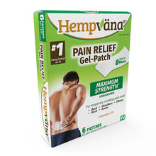 Load image into Gallery viewer, Hempvana® Pain Relief Gel Patch
