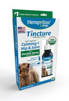 Dog Hip & Joint Tincture