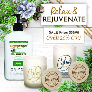 Relax & Rejuvenate Gift Set