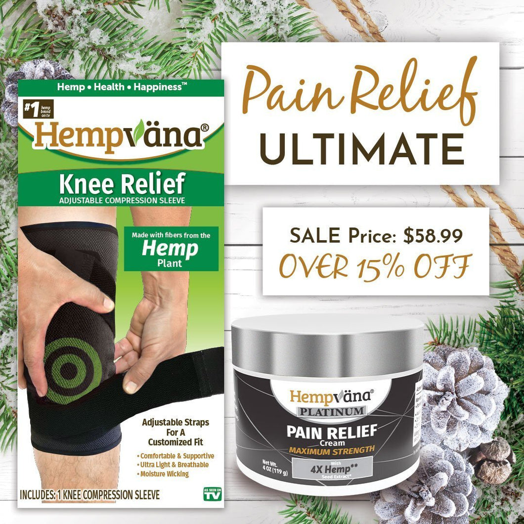 Pain Relief Ultimate Gift Set