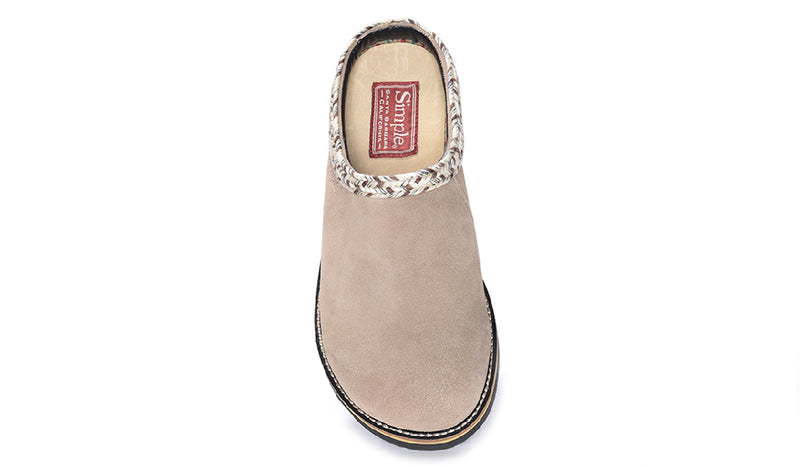 Rincon Point Clog - Suede – Taupe