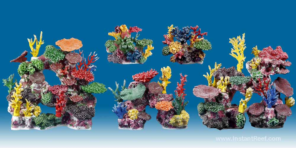 Discount Coupon Codes | Instant Reef Aquarium Decorations, Fake Corals
