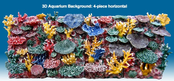 3D Aquarium Backgrounds