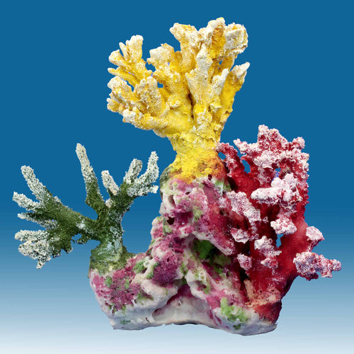 AC008 Artificial Coral Aquarium Decor for Marine Tanks