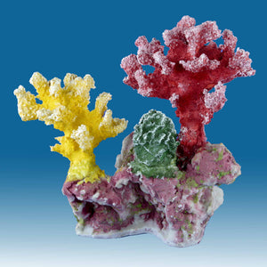 AC010 Artificial Coral Aquarium Decor for Marine Tanks