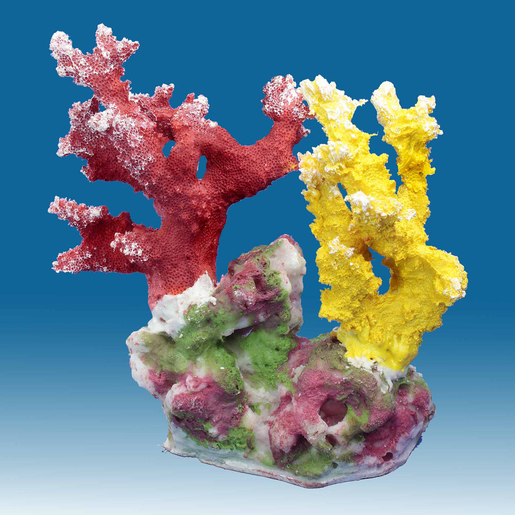 AC011 Artificial Fake Coral Aquarium Decor for Marine Tanks