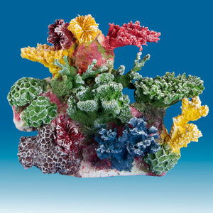 DM035 Small Coral Reef Aquarium Decoration for Salt Water Fish Tanks