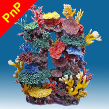 Load image into Gallery viewer, DM044PNP Tall Reef Fish Tank Decoration for Saltwater Aquariums