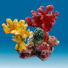 Load image into Gallery viewer, DM049 Fake Coral Reef Decor, Aquarium Ornament for Salt Water Tanks