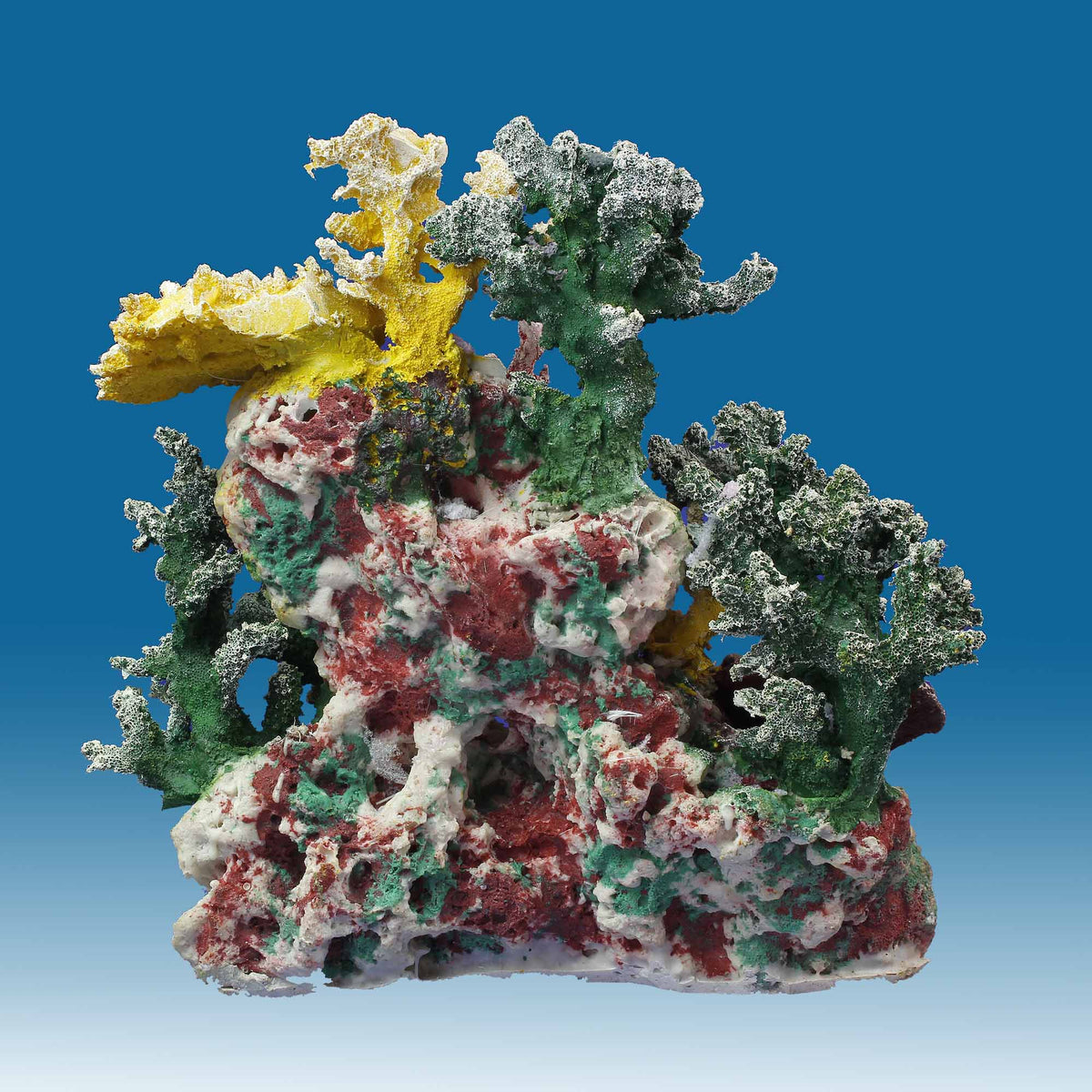 DM057 Small Coral Reef Tank Décor For Salt Water Fish