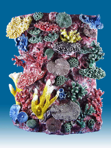 INSTANT REEF® R030 Artificial Coral Overflow Cover for Reef-Ready Aquariums