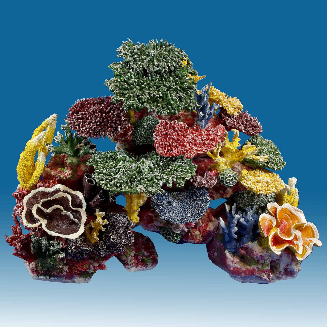 INSTANT REEF® R60S X-Large Reef Tank Decoration for Saltwater Fish Aquariums