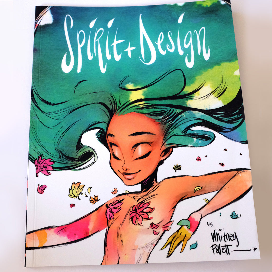 A Spirit + Design Book
