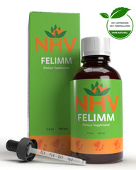 NHV Felimm Natural Pet Products. 100% Natural herbal supplement that helps your pets fight a wide range of viral, fungal and bacterial related infections.