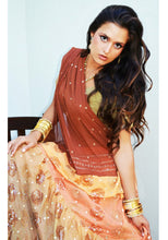 Load image into Gallery viewer, Desert Sunrise - Gopi Skirt Lehenga