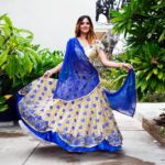 Load image into Gallery viewer, Royalty-Gopi Skirt Lehenga