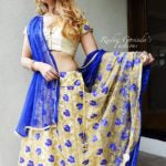 Royalty-Gopi Skirt Lehenga