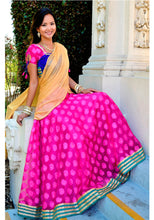 Load image into Gallery viewer, Enchanting -Gopi Skirt Lehenga