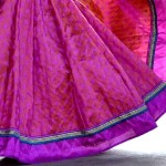 Load image into Gallery viewer, Dancing Roses - Gopi Skirt Lehenga