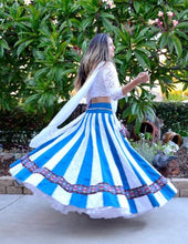 Load image into Gallery viewer, Flying with the Wind - Gopi Skirt Outfit