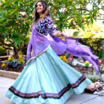 Load image into Gallery viewer, Spring Garden-Gopi Skirt Lehenga