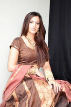 Load image into Gallery viewer, Autumn Bliss -Gopi Skirt Outfit