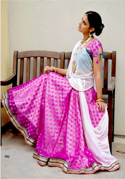 Captivating - Gopi Skirt Lehenga