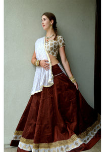 Autumn Breeze - Gopi Skirt Outfit