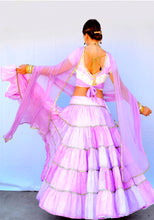 Load image into Gallery viewer, Feel like an Angel-Lehenga