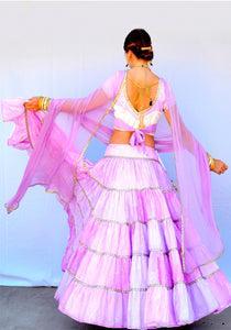Feel like an Angel-Lehenga