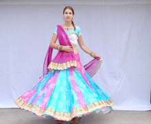 Load image into Gallery viewer, Summer Fusion - Gopi-Skirt-Lehenga