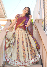 Load image into Gallery viewer, Paisley Passion - Gopi Skirt Outift