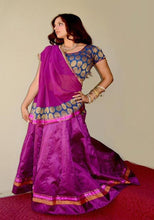 Load image into Gallery viewer, Rajhani Enchantress - Gopi Skirt Lehenga