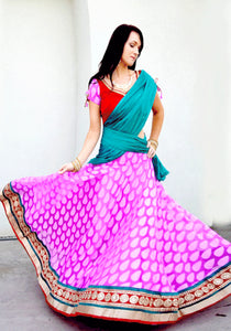 Sensational- Gopi Skirt Lehenga