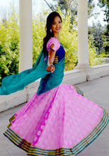 Load image into Gallery viewer, Irresistible love - Gopi Skirt Lehenga