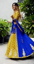 Load image into Gallery viewer, Royal Cutie-Gopi Skirt Lehenga